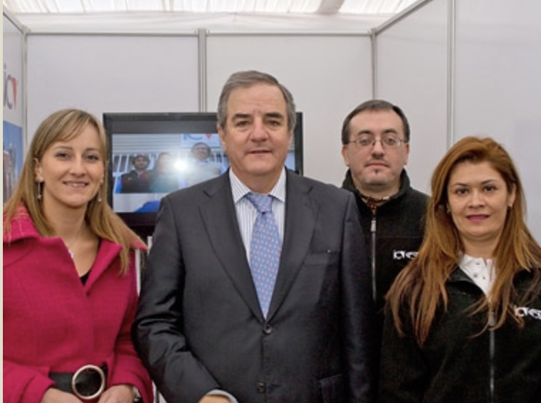 """ICV presente en """"Expo-Pega"""" de la CCHC"""