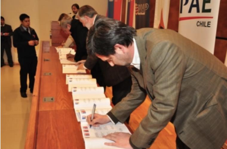 ICV adhiere a Protocolo para establecer la Red de Emergencia de Empresas Mineras (REEM) en Magallanes